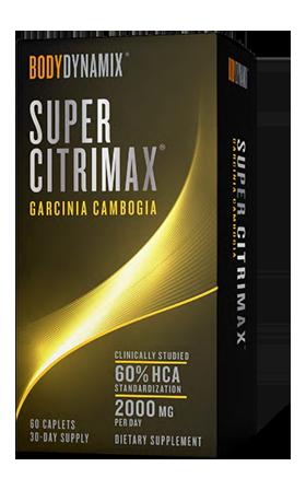 BODYDYNAMIX® SUPER CITRIMAX® GARCINIA CAMBOGIA