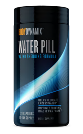 BODYDYNAMIX® WATER PILL WATER SHEDDING FORMULA