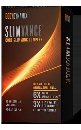 BODYDYNAMIX® SLIMVANCE® CORE SLIMMING COMPLEX
