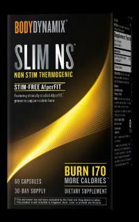 bodydynamix® slim ns™ non-stim thermogenic
