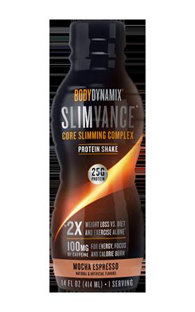 BODYDYNAMIX® SLIMVANCE® PROTEIN SHAKE CORE SLIMMING COMPLEX