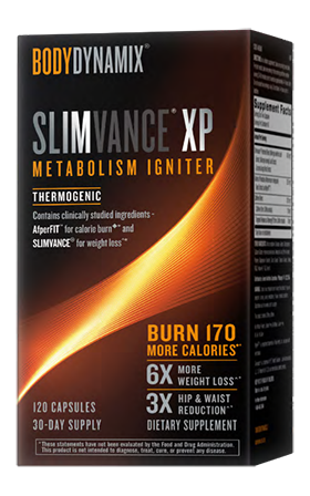 BODYDYNAMIX® SLIMVANCE® XP METABOLISM IGNITER