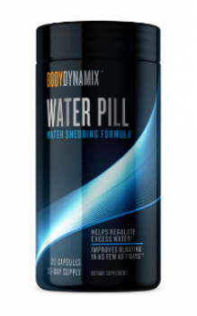 BODYDYNAMIX® WATER PILL WATER SHEDDING FORMULA