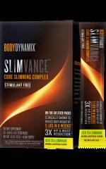 BODYDYNAMIX® SLIMVANCE® STICK PACKS CORE SLIMMING COMPLEX